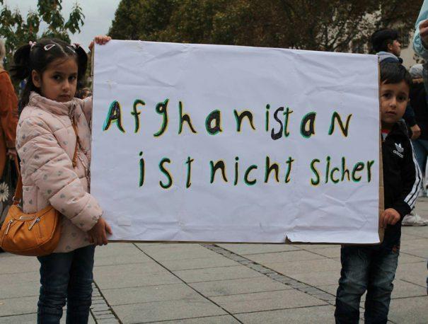 afghanistan nicht sicher
