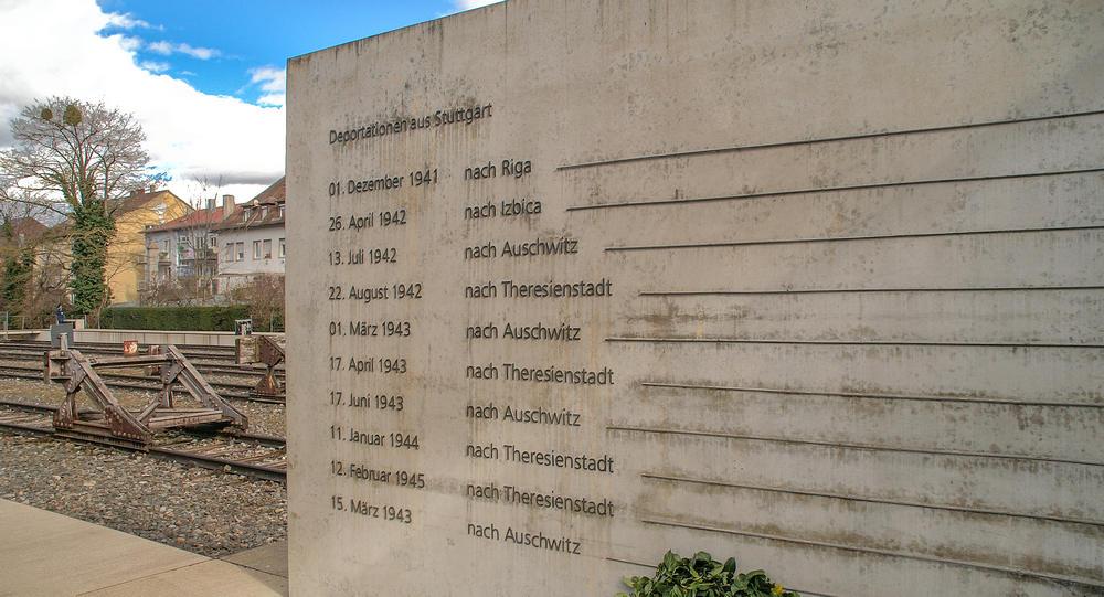 Ausfluge Gegen Das Vergessen 27 Der Stuttgarter Deportationsbahnhof