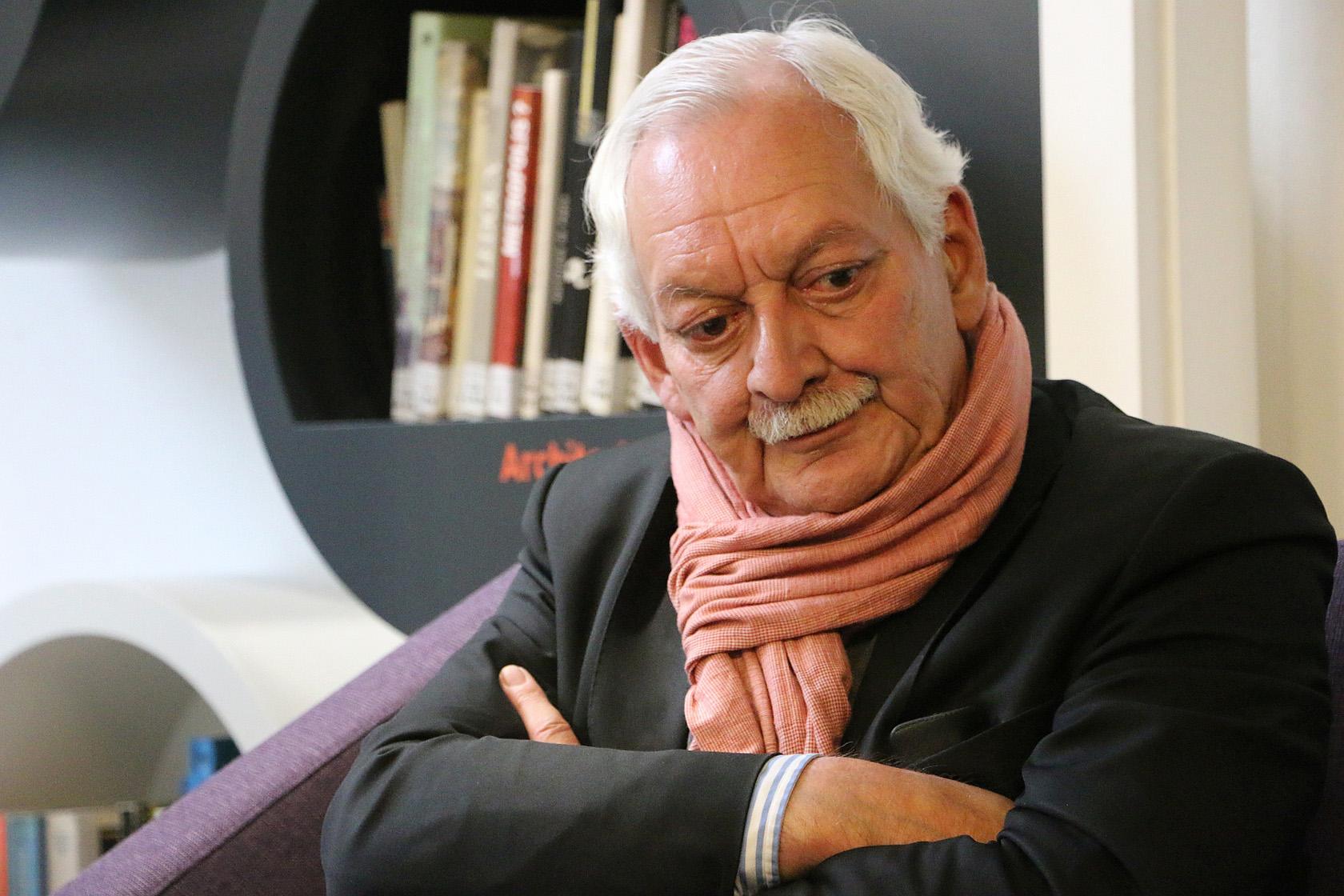 Jochen Kelter Schriftsteller (c) Privatbesitz